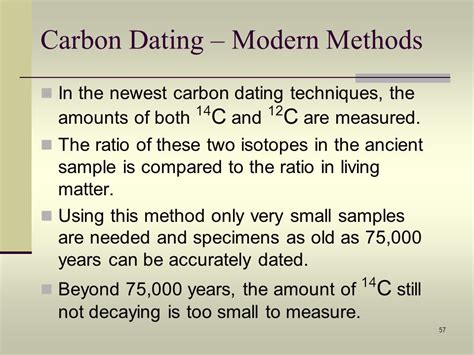Carbon dating why you cant trust it or other radiometric jpg 960x720