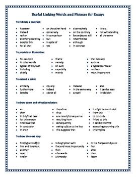 Get a 7 on ielts writing task 2 with these 10 linking words jpg 270x350