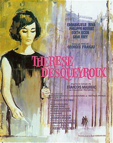 Therese desqueyroux resume livre jpg 280x354